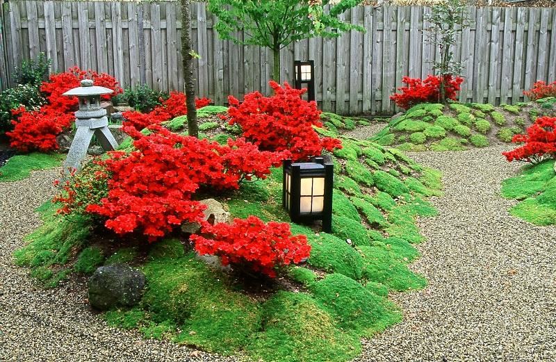 Zen Tuin Aanleggen : Kare san sui tuin sono tuinen